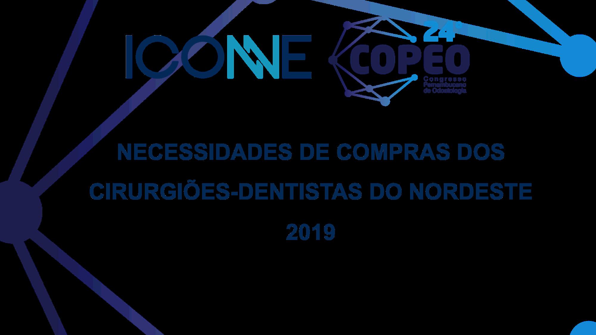 Íconne - Feira de Inovação em Odontologia do N/NE | 24ºCOPEO - Congresso Pernambucano de Odontologia